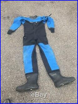 Hammond Scuba Diving Drysuit