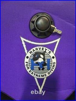 Harvey's Custom Scuba Diving Drysuit, Ladies XL