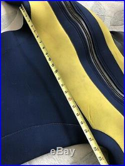 Harveys Scuba Drysuit Diving Suit Sx Large USA