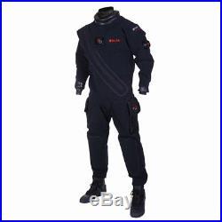 Hollis BX200 Biodry Rear Entry Drysuit for Scuba Diving Dive CLOSEOUT Size 2XLT