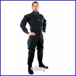 Hollis FX100 BIODRY Scuba Diving Drysuit
