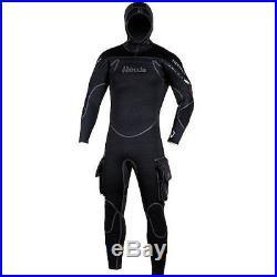 Hollis Scuba Diving Neotek Mens Semi-Drysuit XXXLarge