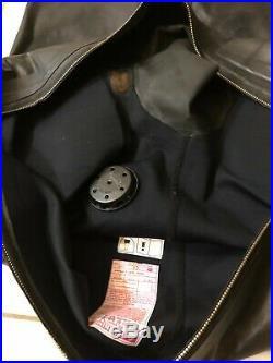 Hunter Pro AM 1050 Vulcanized Rubber SCUBA Drysuit (EXL)
