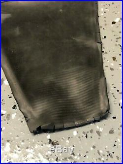 Hunter Pro AM 1050 Vulcanized Rubber SCUBA Drysuit (LARGE) Fair PLEASE READ