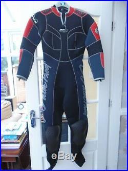LYNX Womens Semi-Dry Scuba Suit Size S
