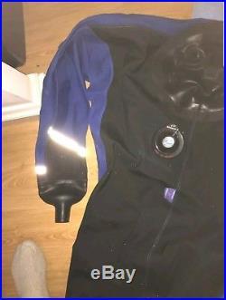 L@@k! Oceanic Scuba dry suit XL Membrane