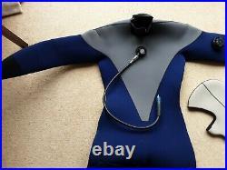 Ladies Scuba Diving Dry Suit size 12