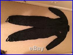 Large Oceanic HD400 Scuba Diving Drysuit and weezle undersuit