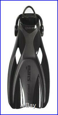 Mares Plana Power OH Scuba Diving Fins, Drysuit Fin All Sizes NEW