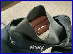 Mens Aqua Lung Blizzard Pro Scuba Drysuit great condition 4mm Medium Large