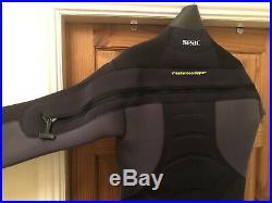 Mens Seac Sub Masterdry Semidry Wetsuit XL Scuba Diving