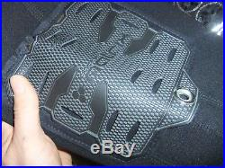 Mens WHITES NEXUS3 scuba diving DIVE DRYSUIT with rucksack storage bag