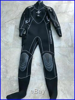 Mens brand new scubapro everdry 4 scuba dive diving drysuit