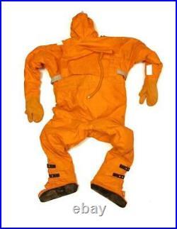 Military rescue rubber dry wetsuit. Scuba suit