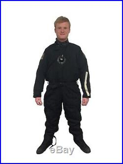 Mobby's Pro SHELL Drysuit Cover X-Large Cold Water Gear Scuba Diving Equipment