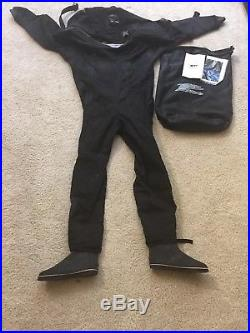 Mobby's armor Shell Scuba Diving Drysuit- Size XL