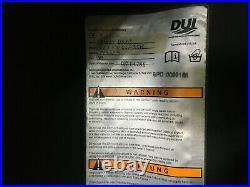 NEW DUI CLx450 SCUBA Drysuit Mens Size XL