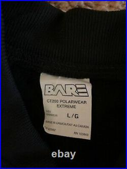 NEW with Tags BARE CT-200 PolarWear Extreme Unisex Size Large for Scuba Diving