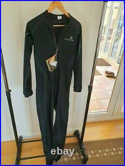 NEW with tags, Lavacore Men's Full Undersuit for Scuba/ Snorkeling, Medium Large
