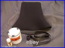 Neoprene Neck Seal, Tape & 250ml 2 Part Kit Made In UK Scuba Diving Dry Suit