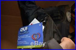 New DUI Scuba Diving Drysuit SEAL TLS ZIP Seals XL with 3X Sock 182020