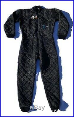 New Diving Concepts TPS Thinsulate DrySuit Size XL Scuba Dive Gear Quilted NWT