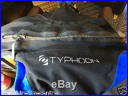 New Typhoon Drysuit Discovery (S) Tri-Laminate Clearance -Scuba Diving