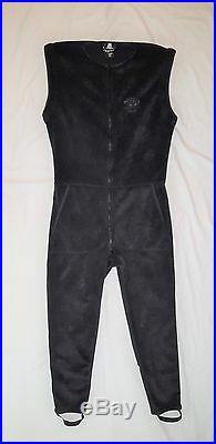 New Whites / Aqua Lung Glacier Fleece Undergarment One Piece Cold Water Size XL