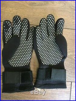 Northern Diver Dry Suit medium scuba diving set. Hood, Gloves. Make an offer