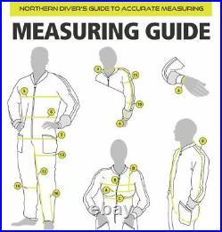 Northern Diver HID scuba dry suit