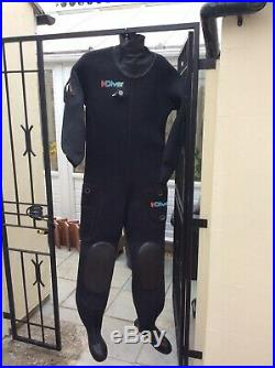 Northern Diver Mens Scuba Diving Dry Suit XL
