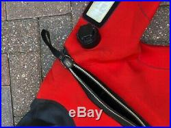 Northern Diver scuba diving dry suit large/extra large
