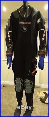 Northern diver dive master Scuba Diving Dry Suit