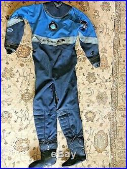 OCEANIC Aerdura Titanium Scuba Diving Dry Suit XXL with carry bag