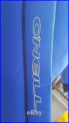 ONeil Men's 7000 7mm Scuba Drysuit 2XL XXL Neoprene w Attached Boots Dry Suit 5m
