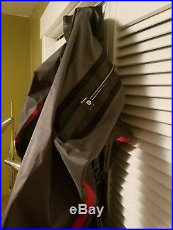 OS Systems Drysuit Large MADE IN USA Dry Suit Scuba Kayak Surf Paddle
