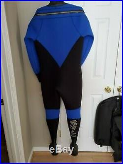O'NEILL Drysuit Mens Scuba Diving Suit Size LS