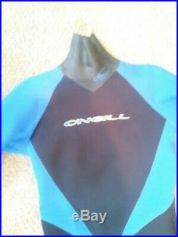 O'Neill Oneill Dry Suit Ski Scuba Watersport Size Medium Style 4098