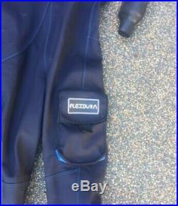 Oceabic Scuba dry suit