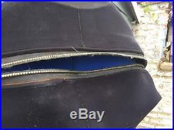 Oceanic neoprene SCUBA drysuit with upgrades. 5 foot 7-11 Shoes 7-9