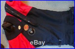 Otter Cordura D scuba dry suit M