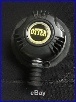Otter Extreme Drysuit SCUBA Dry Suit Boots Regs DS4 Apeks Console + Size 8 Boots