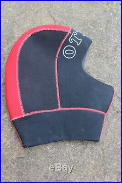 Otter Hammerhead Membrane Drysuit with Undersuit, Hood, Bag and Hanger. SCUBA