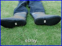 Otter Velvet Skin Scuba Drysuit VGC Size MTM close Ladies ML Boots 7 Latex Seals