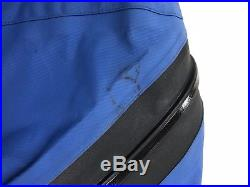 Palm Sidewinder Classic XP 150 Mens Black/Blue Scuba Drysuit Size M/L
