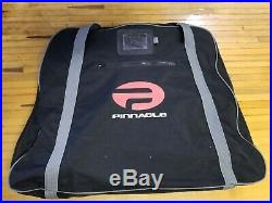 Pinnacle Black Ice Drysuit for Scuba Diving (size SMALL)