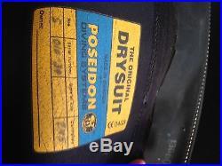 Poseiden Scuba Dry Suit