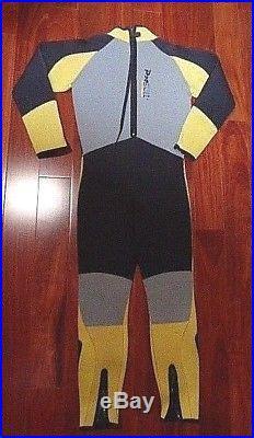Poseidon Pro Suit Scuba Dive Diving Wet/Dry Suit Mens Large Tall 54 Sweden