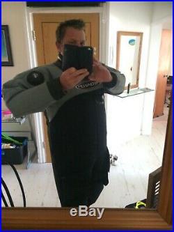 Predator Scuba Diving Dry Suit