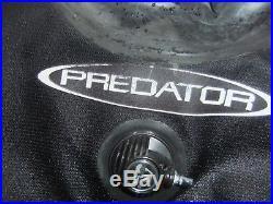 Predator scuba dive diving DRYSUIT DRY SUIT